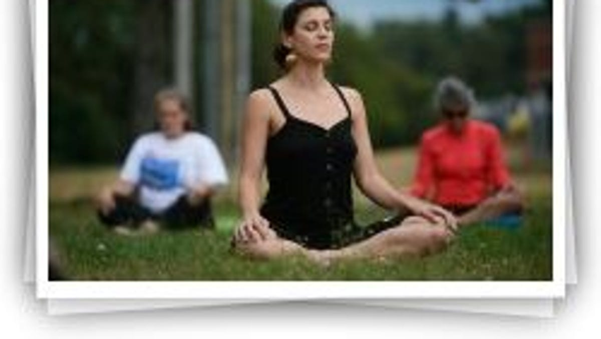 What You Missed At No Sweat In The Park S Free Classes With Lotus Moon Yoga And Creative Healing Arts Center