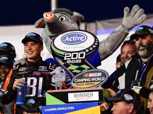 NASCAR: Active Pest Control 200