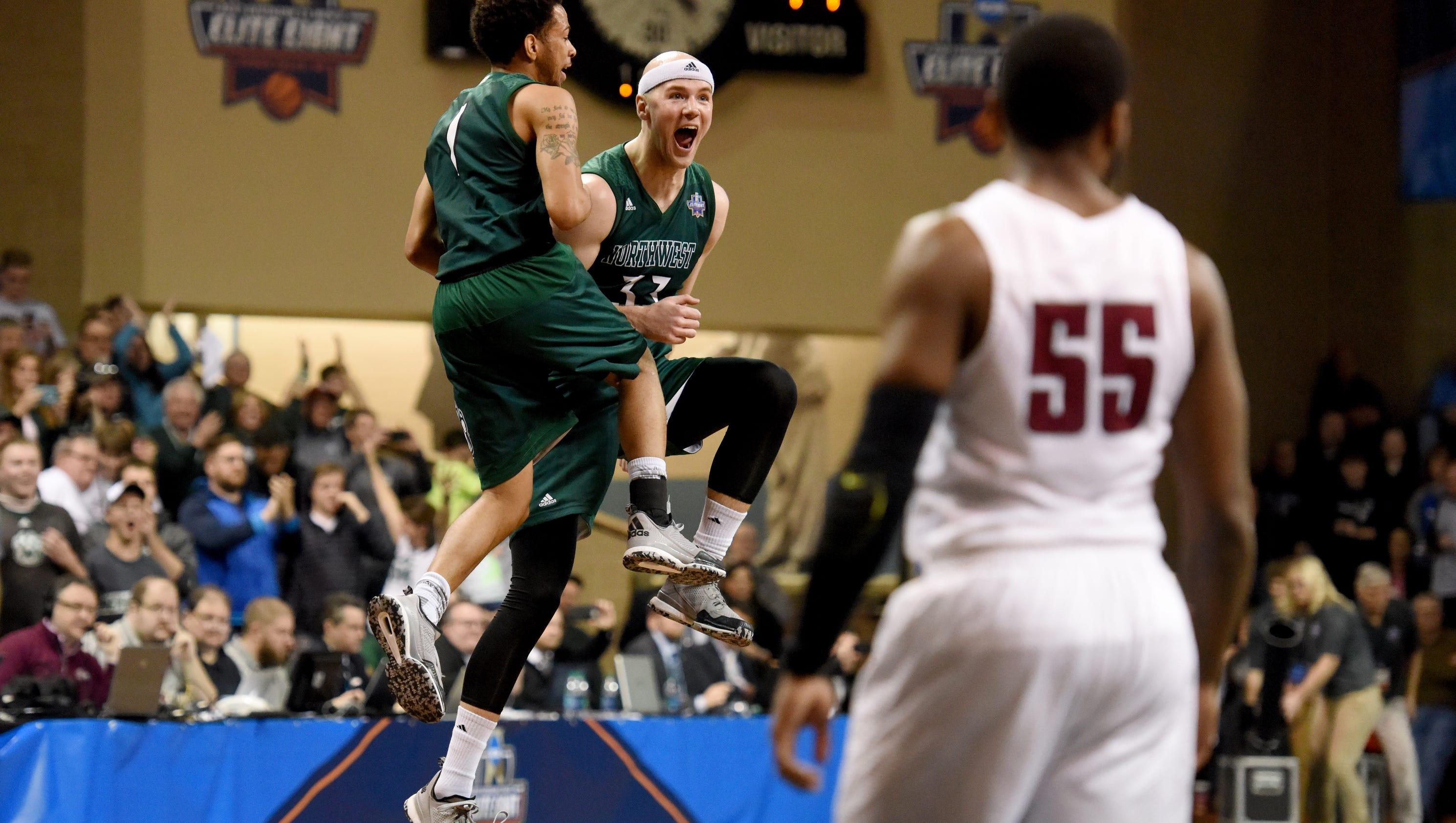 Photos: NCAA Division II Men's Elite Eight Championship