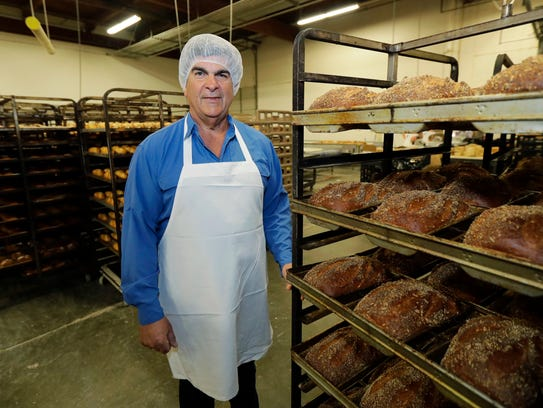 Tom Campanile, CEO of The Essential Baking Company,