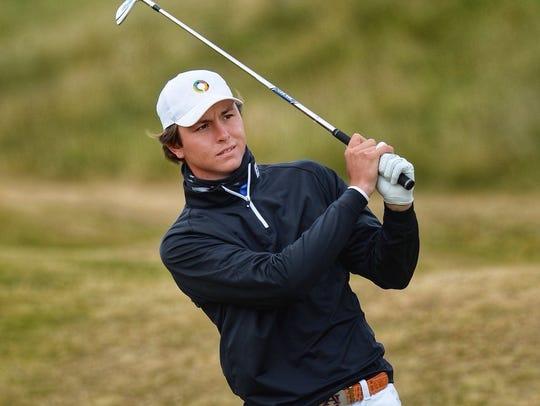 Auburn golfer Jevon Rebula won the 2018 British Amateur