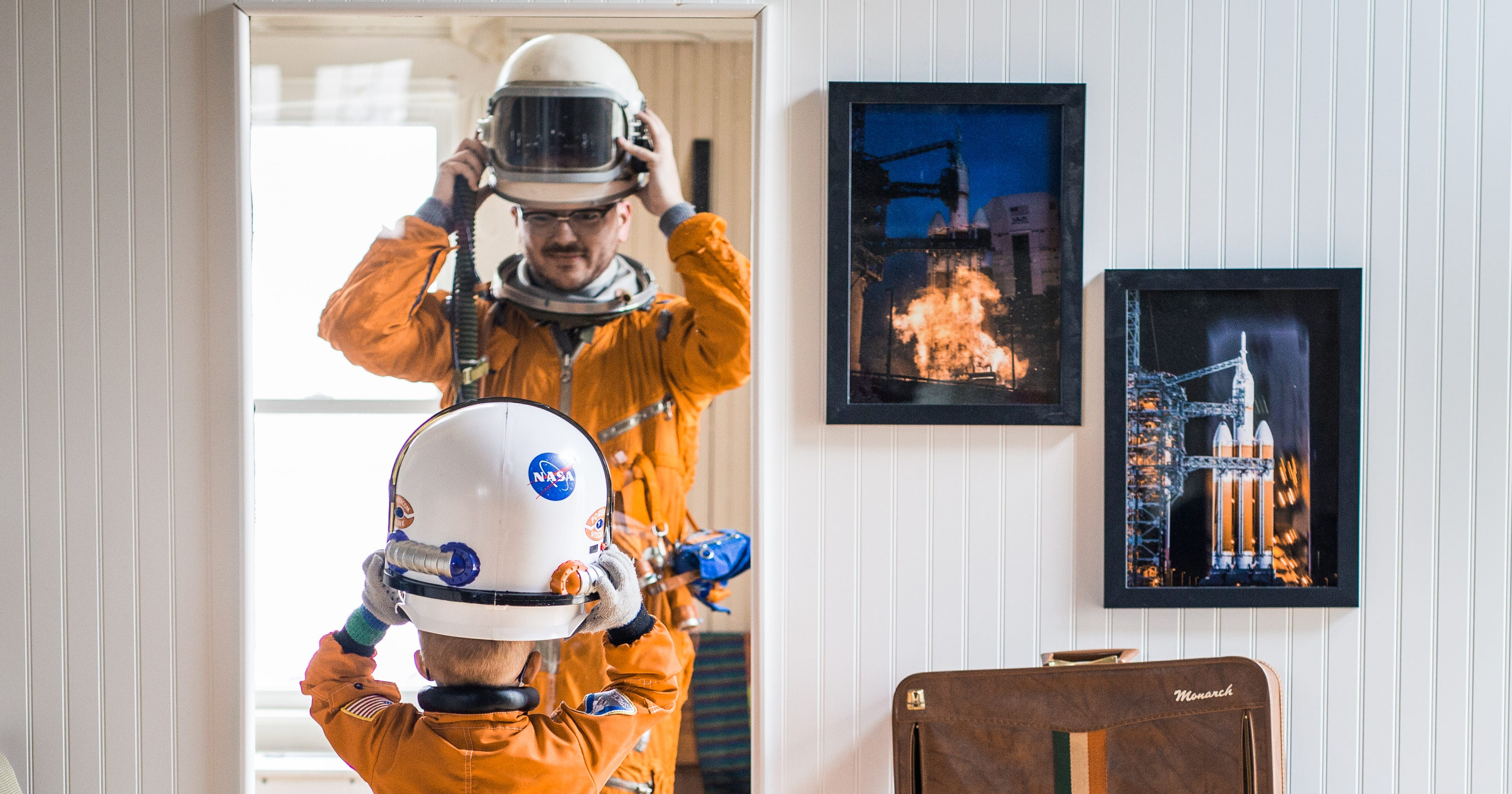 For Everyday Astronaut, what was once a joke is now a job