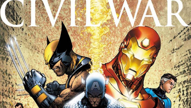 Marvel's Civil War series of 2007-2008 is the subject of a new short documentary series Marvel's Tales to Astonish