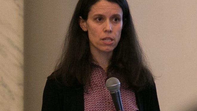 Kimberly Fisher is an associate professor of medicine at UMass Medical School.