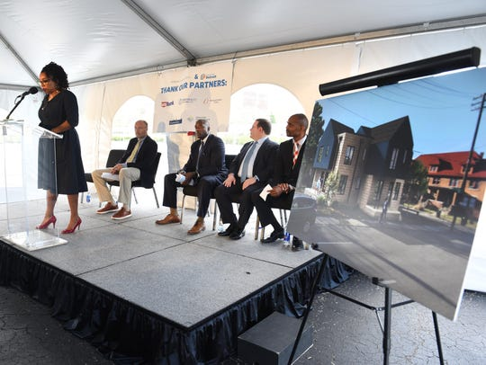 Develop Detroit CEO Sonya Mays speaks about building
