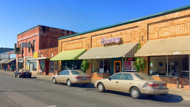 Downtown revitalization will be the Town Hall topic when Sheri Stuart of Oregon Main Street visits Stayton on Sept. 17.