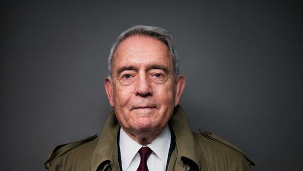 Dan Rather has a new book, 'What Unites Us.'