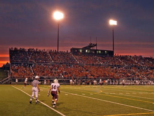 Valley Stadium: West Des Moines, Ia.