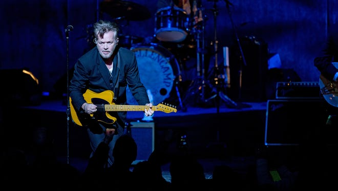 John Mellencamp performs.