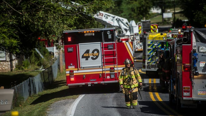 Area first responders will be honored Tuesday by the Exchange Club of Hanover.