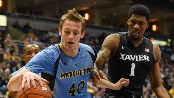 Jalen Reynolds has averaged 14.2 points and 7.8 rebounds in Xavier's last five games. He also brings energy to the court, something the team will need on the road at UC.