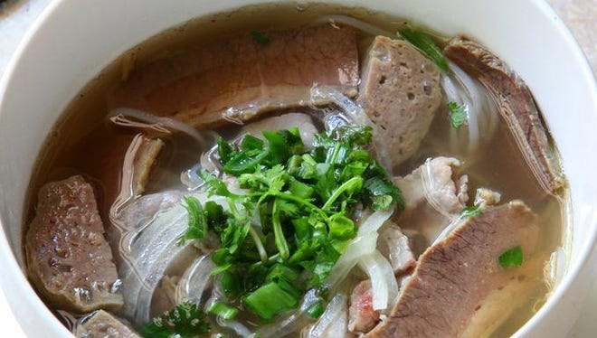 Vietnamese pho shops have sprouted up throughout the area in recent years.