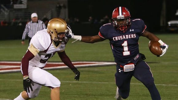 Stepinac defeated Iona 16-14 to win the CHSFL championship