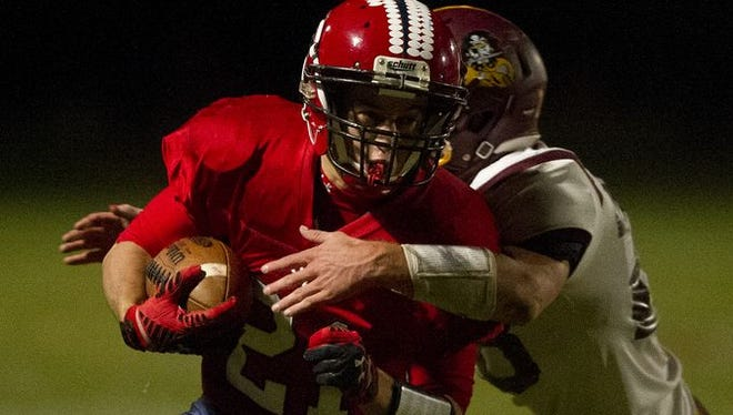 Spencer/Columbus junior Noah Zastrow and the Rockets host Stratford in a Division 5 Level 3 game Friday at 7 p.m.