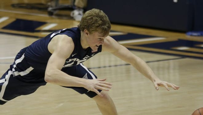 J.P. Macura and Xavier will take the court at 7 p.m. Friday for a regular-season opener against Miami University. The game at Cintas Center will feature a Salute to Service and a halftime performance by the Cincinnati Ben-Gals.