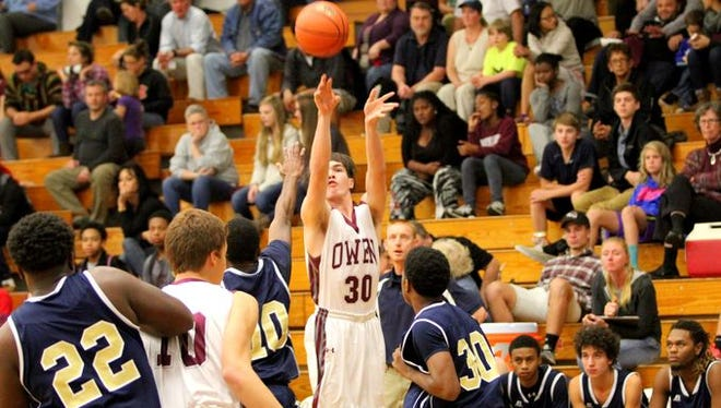 Owen's Ben Craig.