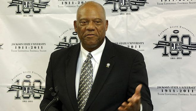 Jackson State legend Willie Richardson died of natural causes at age 76 on Monday afternoon.