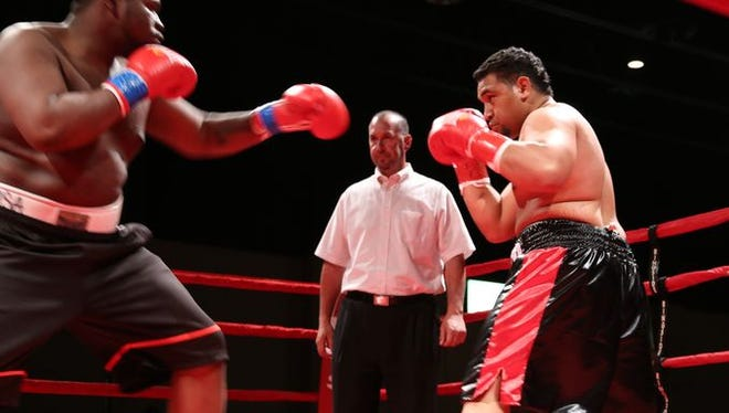 After winning his professional debut, the next scheduled fight for St. George boxer Pano Tiatia will take place in Ogden on June 25th.