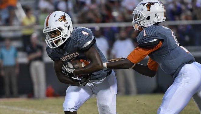 Mauldin faces Blue Ridge as part of Week 5 of the high school football season.