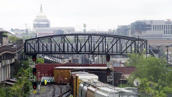 Only a minor derailment. The Democratic agenda should