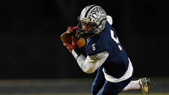 Powdersville hosts Chapman in the high school football playoff action on Friday