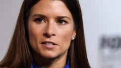 Danica Patrick has side projects, such as writing fitness
