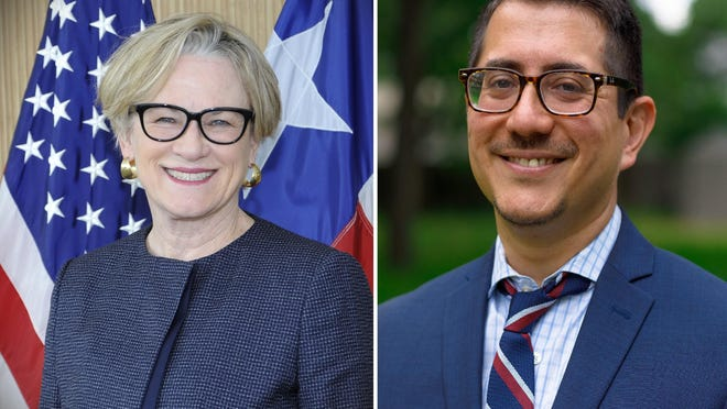 Incumbent Margaret Moore and former federal public defender Jose Garza are vying to be Travis County's district attorney.