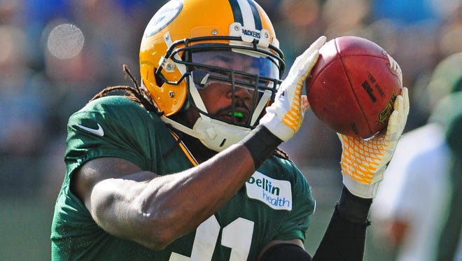 Green Bay Packers cornerback Davon House.