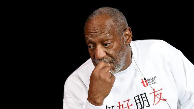 Bill Cosby on Sept. 26, 2014 in Las Vegas.