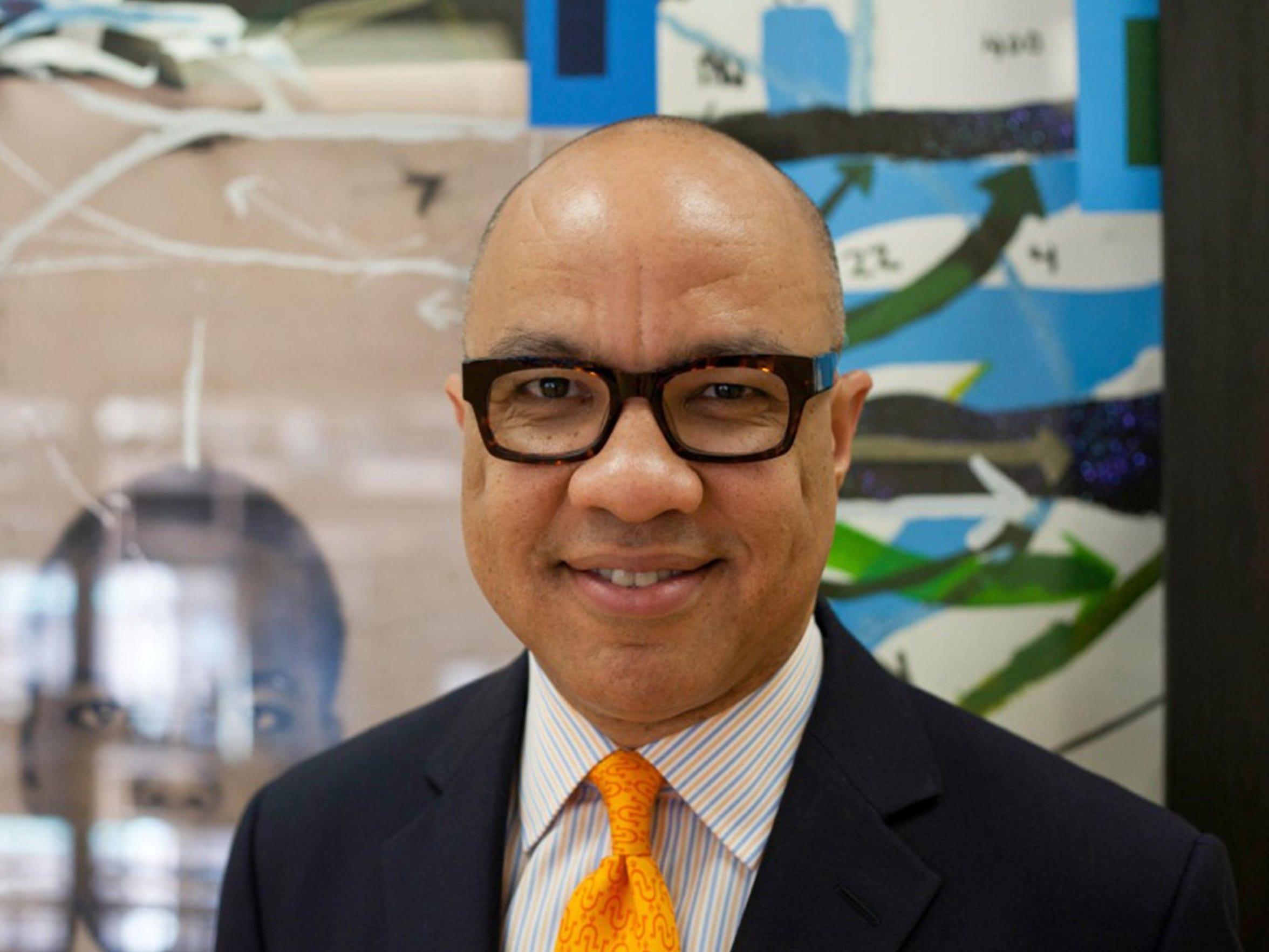 Darren Walker, president of the Ford Foundation.