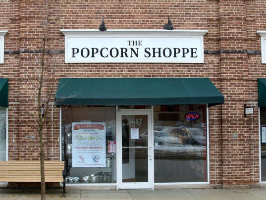 Greendale Popcorn Shoppe supports charities