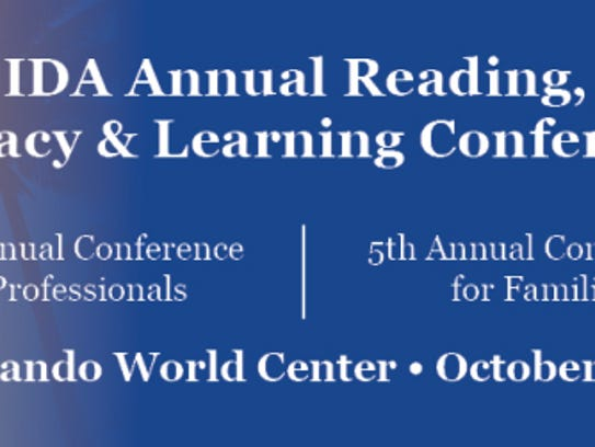 International Dyslexia Association annual converence.