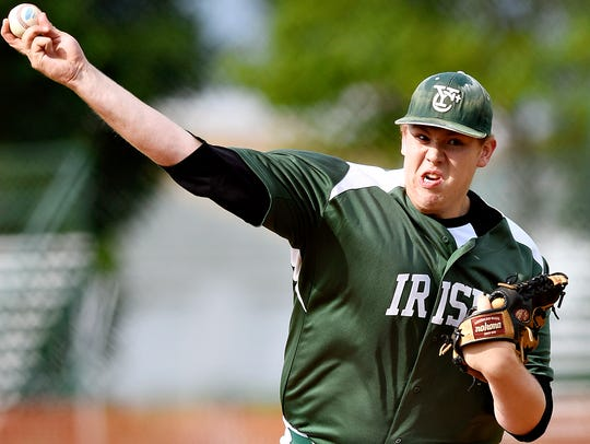 York Catholic's Matt Knauer is expected to be one of
