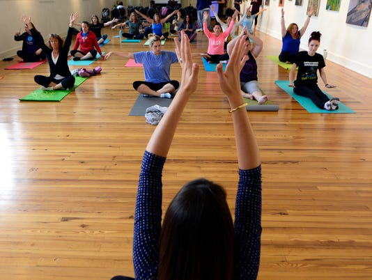 YWCA initiative to use yoga to help victims