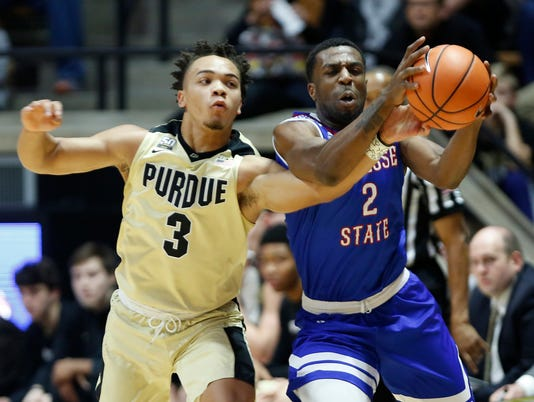 LAF Tennessee State at Purdue