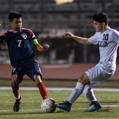 30-5A's soccer standouts set for championship showdown