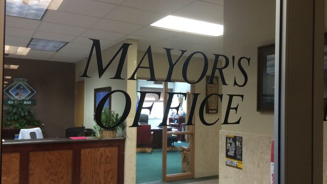 The city of Green Bay mayor's office.