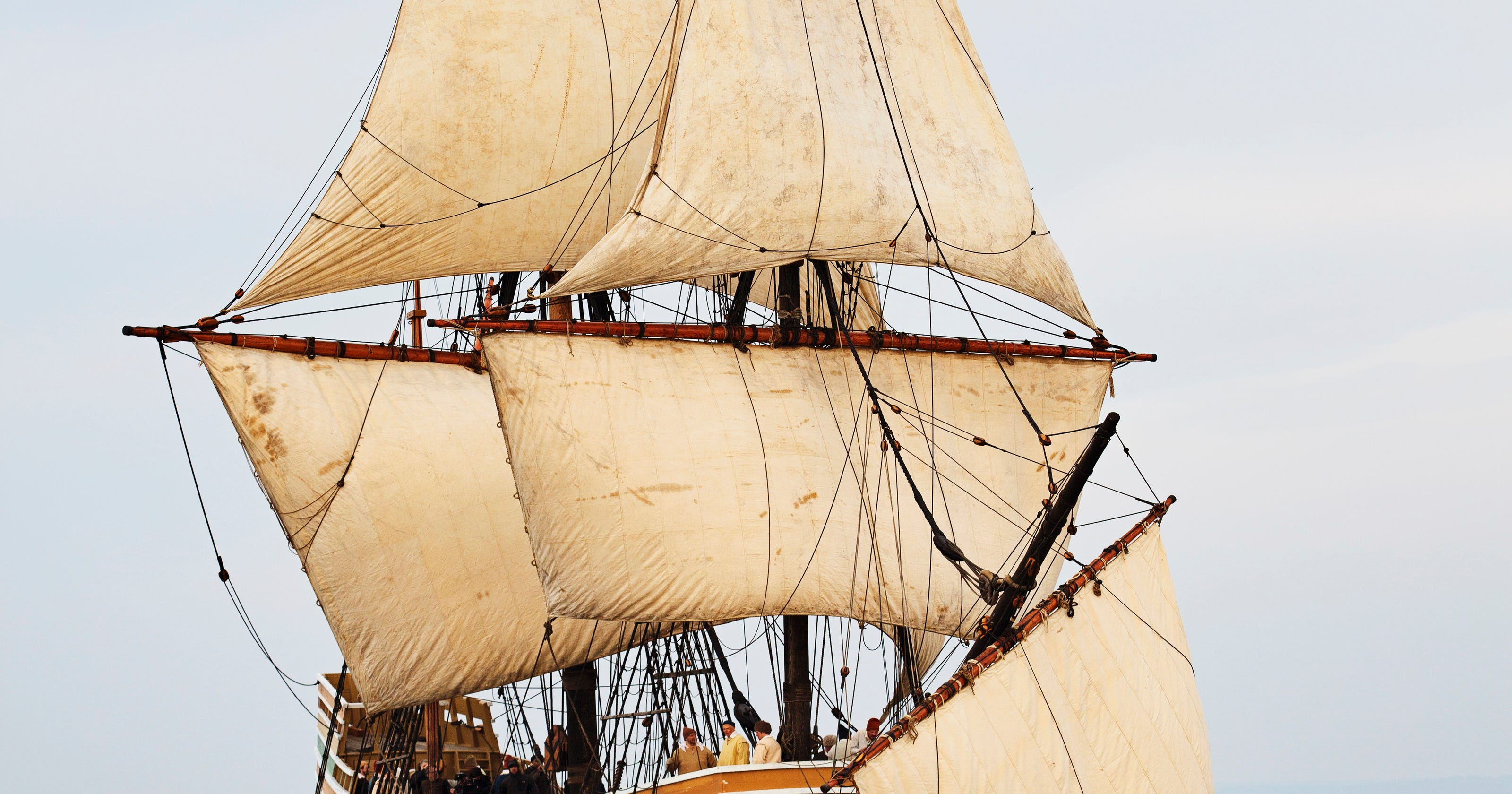 Was one of your ancestors on the Mayflower? You can find out now