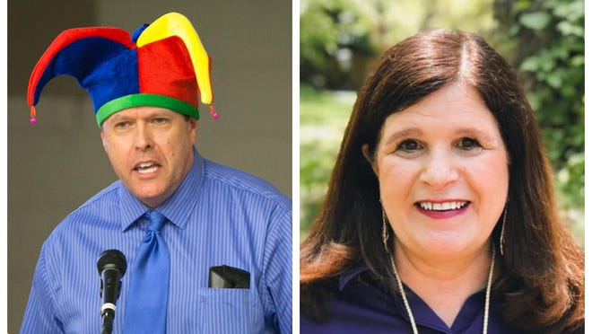 Former Travis County Republican Party Chairman Robert Morrow and public school speech pathologist Lani Popp competed Tuesday in the Democratic primary runoff election for the District 5 seat on the State Board of Education.