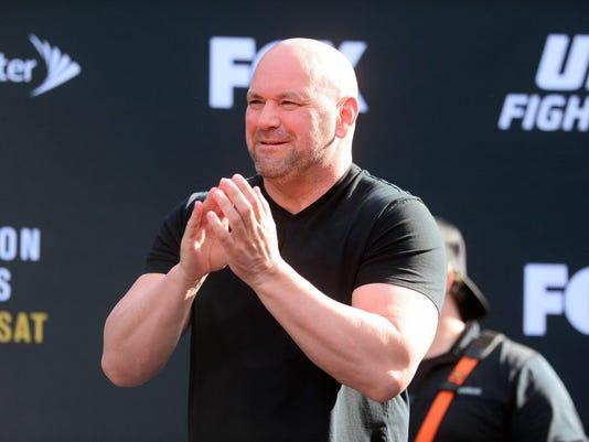 USP MMA: UFC FIGHT NIGHT-KANSAS CITY WEIGH INS S OTH USA MO