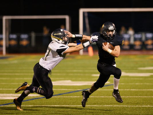 HS Football: Ramsey vs Pequannock