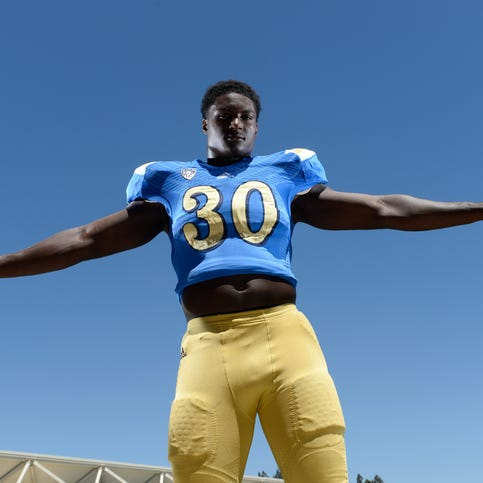 "Myles Jack asked himself, 'What separates me from the other guys?"" and became one of a handful of elite two-way performers on the football field."