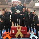 Northville gymnasts first at Coldwater Invite