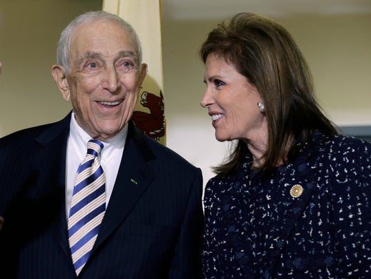 AP Lautenberg Retirement