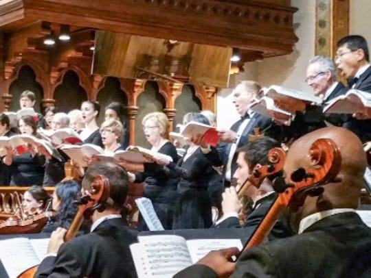 """The Summit Chorale will present Handel's """"Messiah"""""""