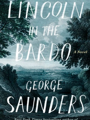 'Lincoln in the Bardo' by George Saunders