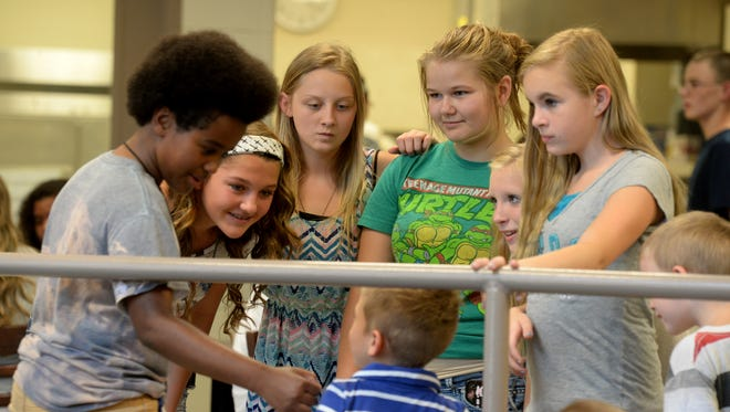 Kids spend time at the Boys & Girls Clubs of Wayne County in this file photo.