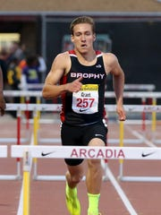 Brophy senior Bobby Grant is turning  it on as his high school career winds down.