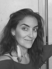 """Sylvia""  director and actress Myranda Rodriguez Waldo."