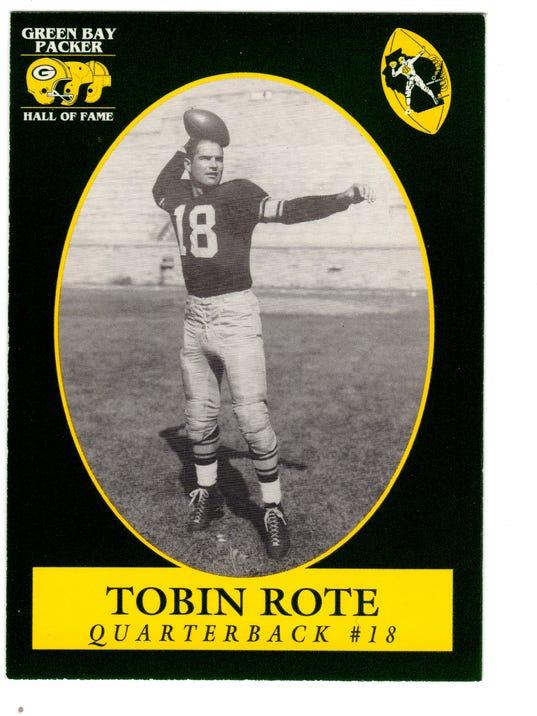 Tobin Rote
